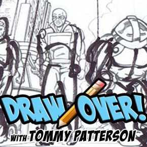 Draw Over! #3 – Sequentials by Scott Sackett