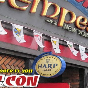 Going to New York Comic Con?  Join the Tribe Thursday Night!