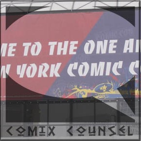Ten Lessons Learned Exhibiting at New York Comic Con