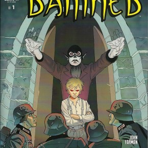 Review: The School of the Damned #1