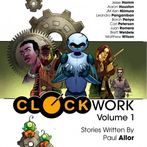 Review: Clockwork, Volume 1