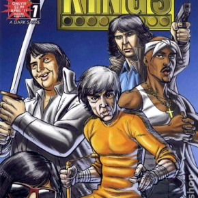 Review: Comeback Kings #1