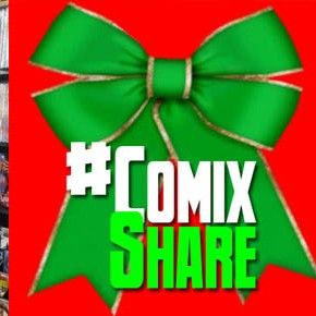 ComixTribe encourages YOU to take the #ComixShare Holiday Challenge