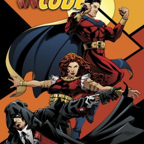 Review: The Hero Code #1