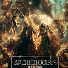 Review: Archeologists of Shadows, Volume 1 – The Resistance