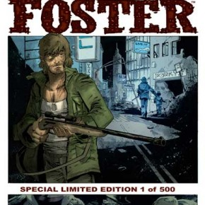 REVIEW: Foster #1