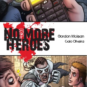Review: No More Heroes #1