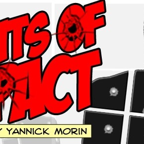 Points of Impact – Week 3: The Amazing Rocket-Powered Plot