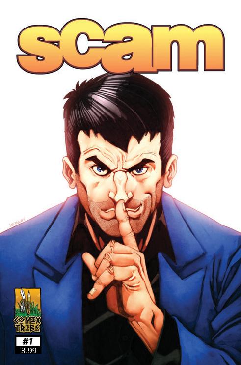 SCAM Cover