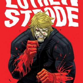 Review: The Strange Talent of Luther Strode