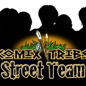Join the ComixTribe Street Team!