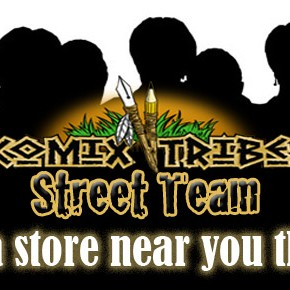 ComixTribe Street Team hits the ground running this June!