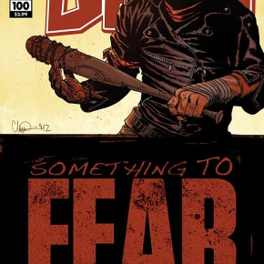 Review: The Walking Dead #100