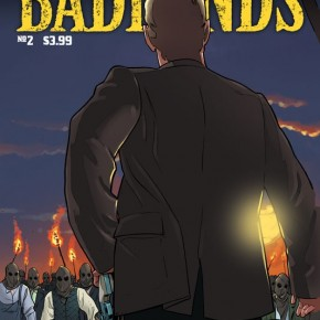 Review: Tall Tales from the Badlands #2