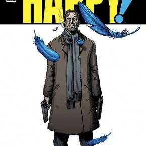 Review: Happy! #1