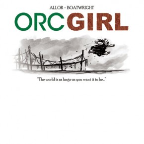 Review: Orc Girl