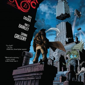 Review: Gutter Magic #1