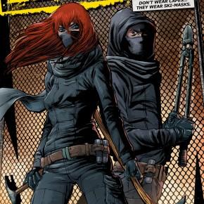 Review: Liberator #1
