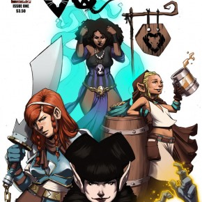 Review: Rat Queens #1