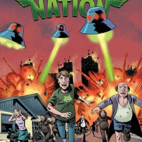 Review: Strange Nation #4