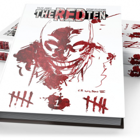 ComixTribe's THE RED TEN Kickstarter Campaign Is Live!