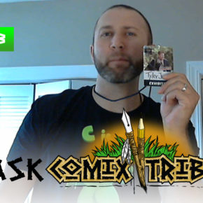 AskComixTribe Episode 3: Surviving New York Comic Con